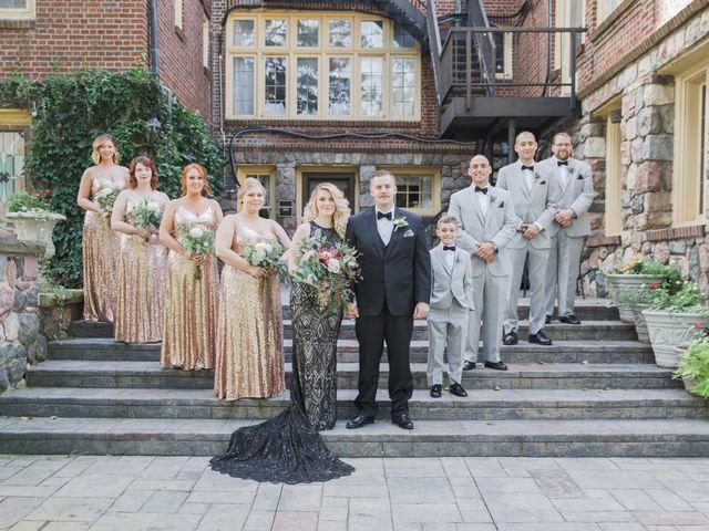 Jordan and Michal's Wedding in Eaton Rapids, Michigan 16