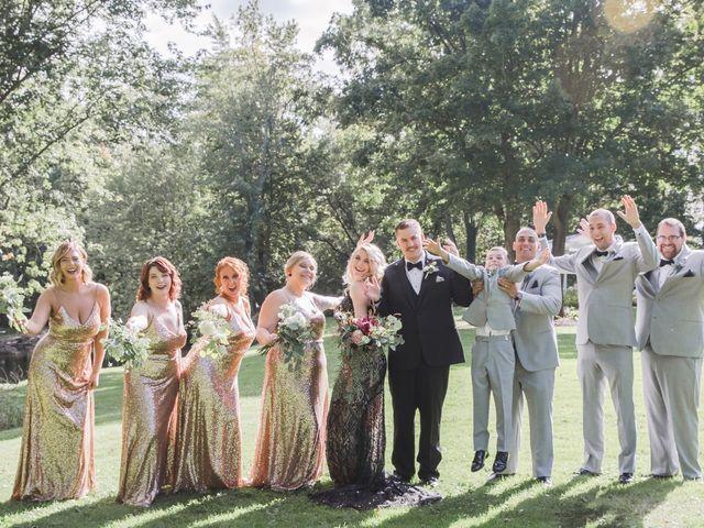 Jordan and Michal's Wedding in Eaton Rapids, Michigan 21