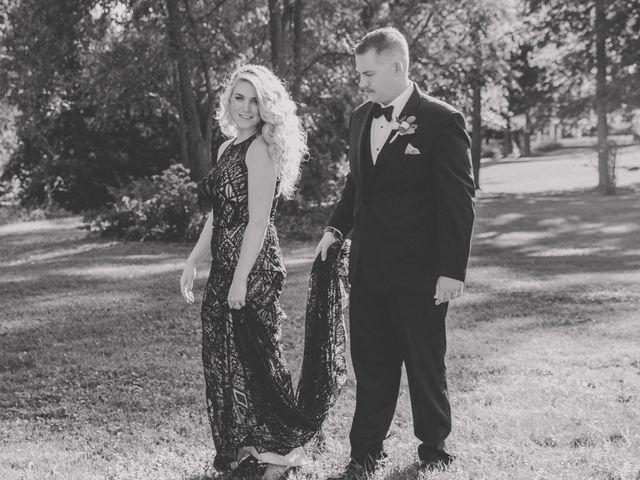 Jordan and Michal's Wedding in Eaton Rapids, Michigan 24