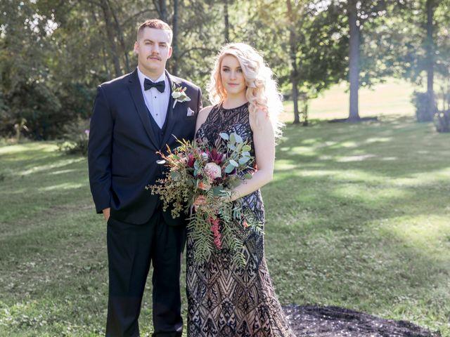 Jordan and Michal's Wedding in Eaton Rapids, Michigan 25