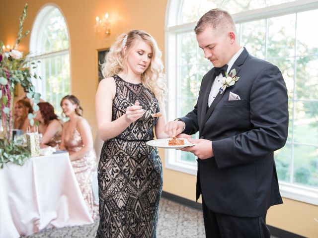 Jordan and Michal's Wedding in Eaton Rapids, Michigan 40