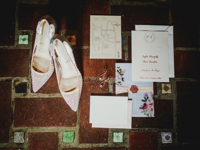 Chase and Taylor's Wedding in Saint Augustine, Florida 2