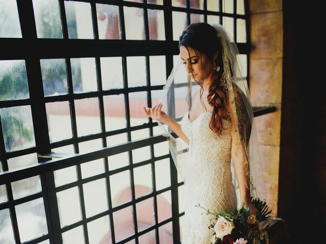 Chase and Taylor's Wedding in Saint Augustine, Florida 10