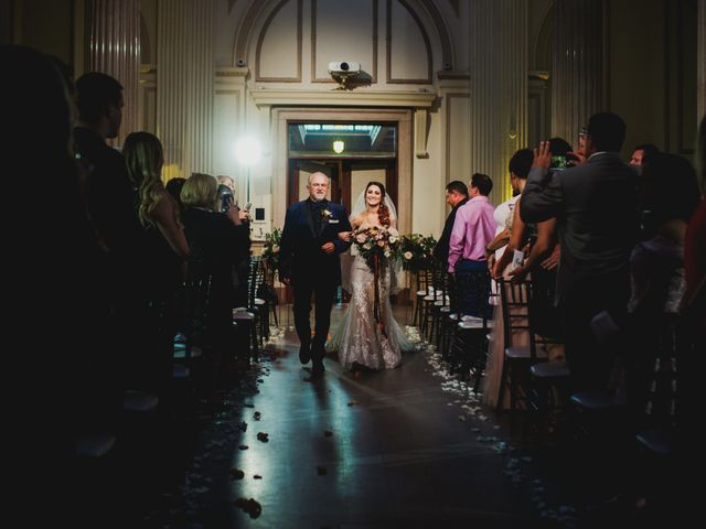 Chase and Taylor's Wedding in Saint Augustine, Florida 16