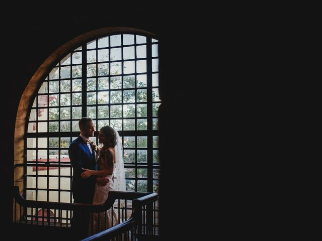 Chase and Taylor's Wedding in Saint Augustine, Florida 26