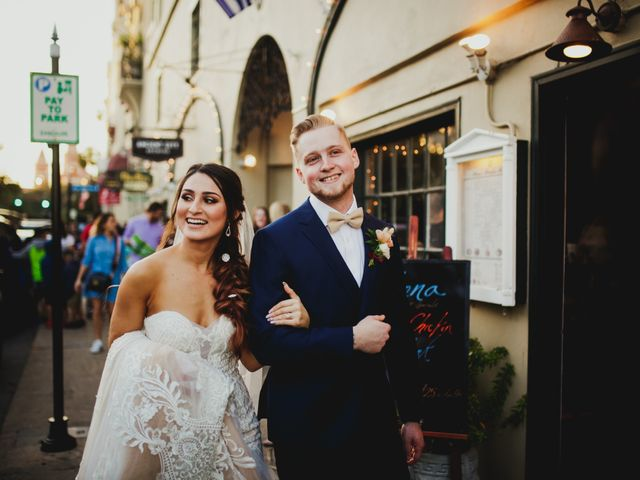 Chase and Taylor's Wedding in Saint Augustine, Florida 27