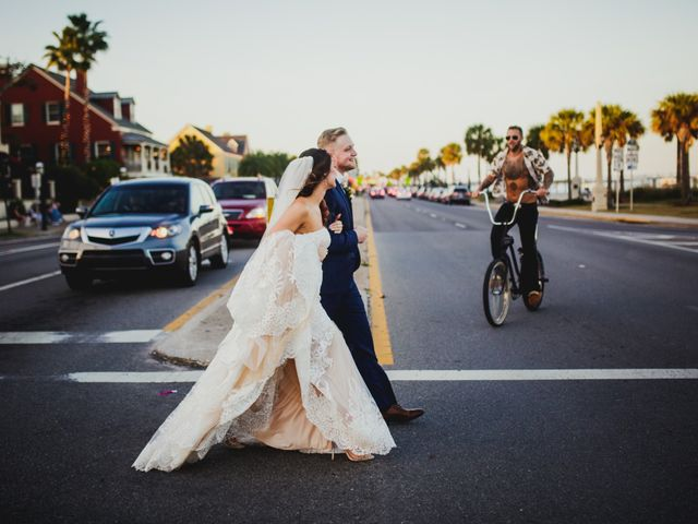 Chase and Taylor's Wedding in Saint Augustine, Florida 1