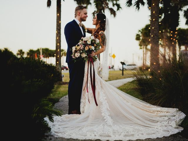 Chase and Taylor's Wedding in Saint Augustine, Florida 30