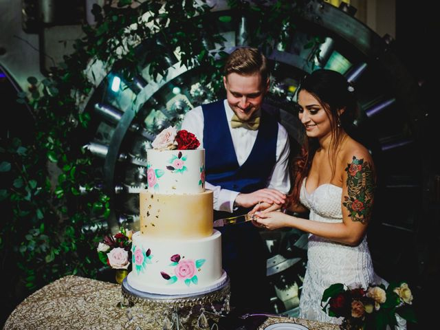 Chase and Taylor's Wedding in Saint Augustine, Florida 42