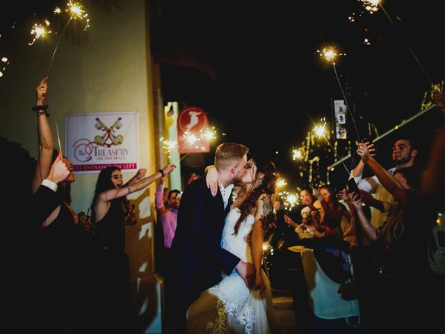 Chase and Taylor's Wedding in Saint Augustine, Florida 49