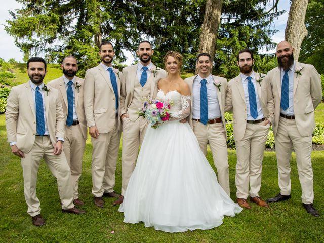 Ryan and Tyler's Wedding in Windsor, Ohio 6