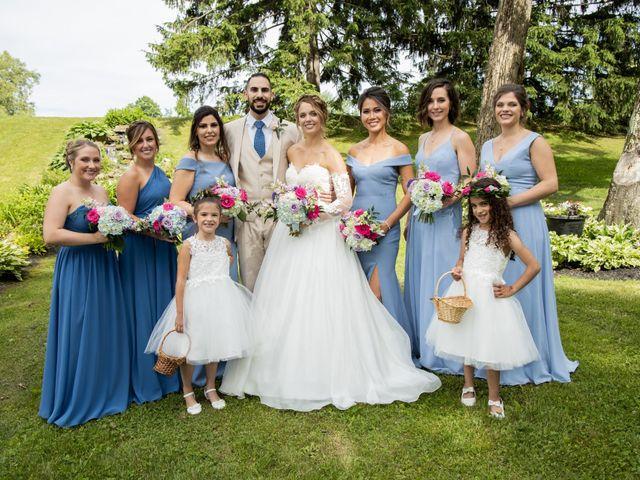 Ryan and Tyler's Wedding in Windsor, Ohio 7