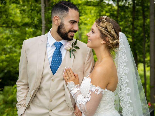 The wedding of Tyler and Ryan