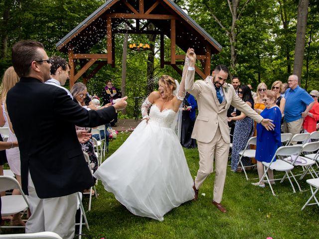 Ryan and Tyler's Wedding in Windsor, Ohio 2