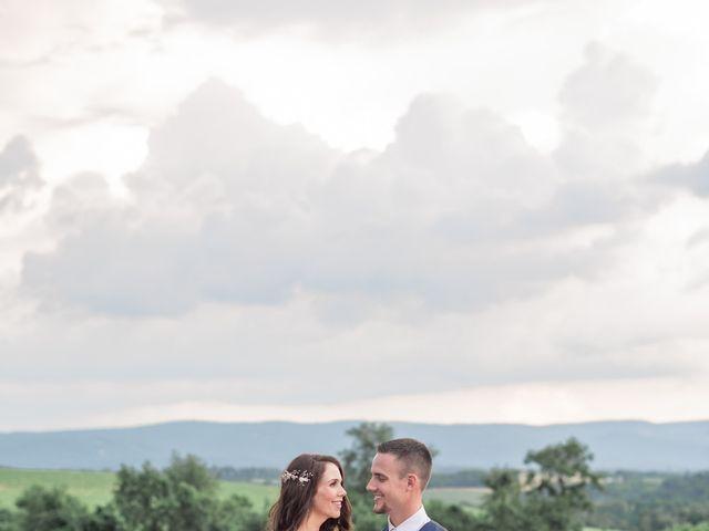 The wedding of Tyler and Nicole
