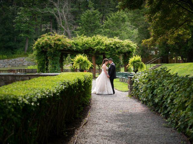 The wedding of Sarah and John