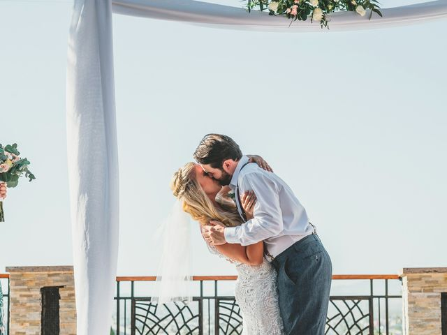 Chad and Hillary's Wedding in Cabo San Lucas, Mexico 18