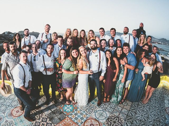 Chad and Hillary's Wedding in Cabo San Lucas, Mexico 30