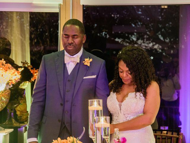 Raphaelle and James's Wedding in Vallejo, California 9