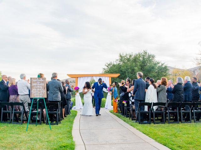 Raphaelle and James's Wedding in Vallejo, California 17