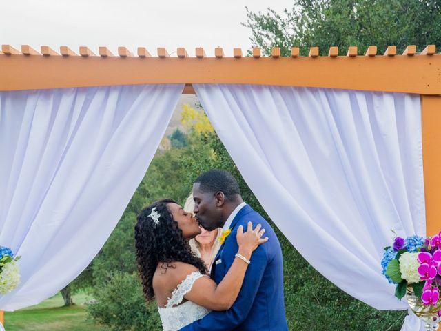 Raphaelle and James's Wedding in Vallejo, California 18