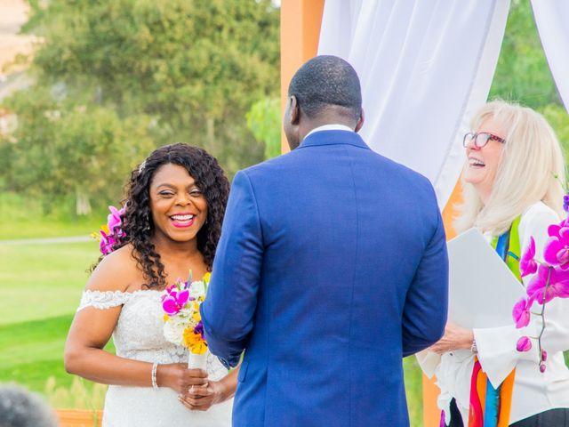 Raphaelle and James's Wedding in Vallejo, California 19