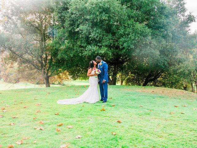 Raphaelle and James's Wedding in Vallejo, California 33