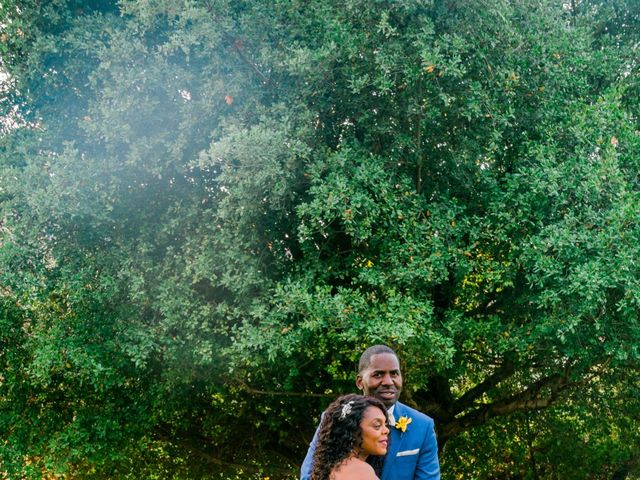Raphaelle and James's Wedding in Vallejo, California 34