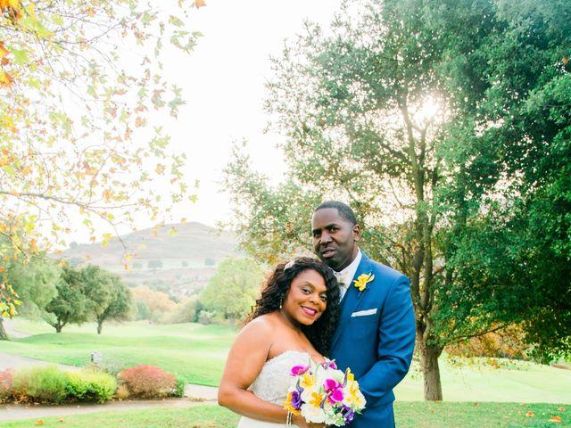 Raphaelle and James's Wedding in Vallejo, California 35