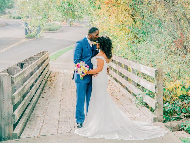 Raphaelle and James's Wedding in Vallejo, California 38