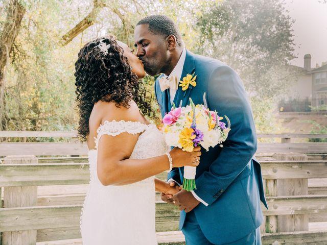 Raphaelle and James's Wedding in Vallejo, California 40