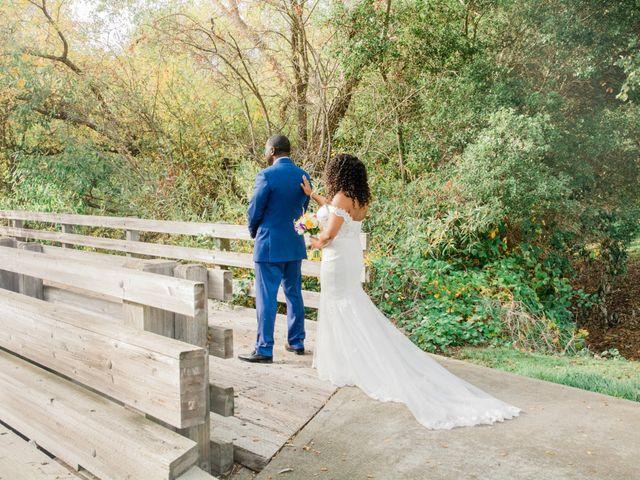 Raphaelle and James's Wedding in Vallejo, California 42