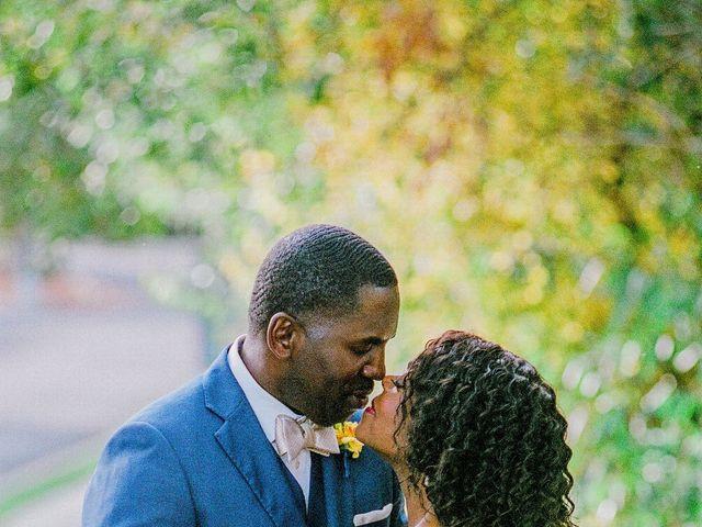 Raphaelle and James's Wedding in Vallejo, California 53