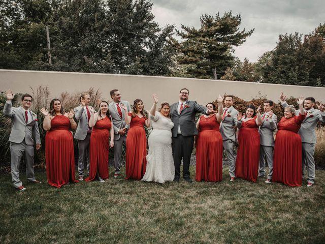 Jessica and Alex's Wedding in Lafayette, Indiana 1