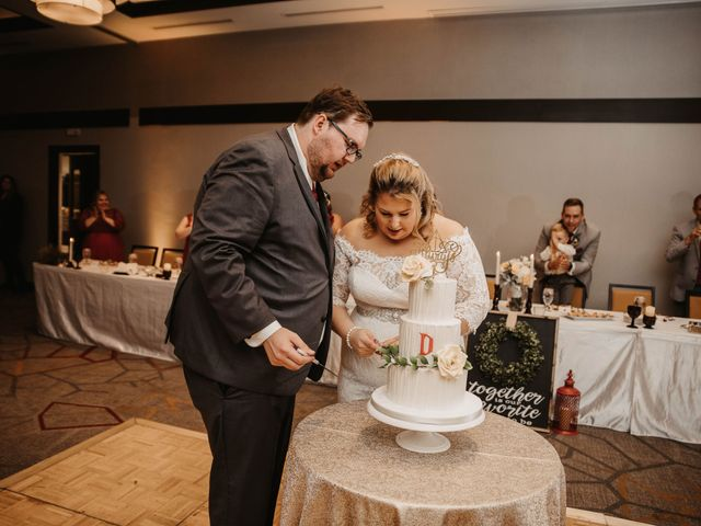 Jessica and Alex's Wedding in Lafayette, Indiana 7