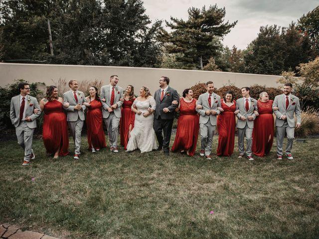 Jessica and Alex's Wedding in Lafayette, Indiana 11