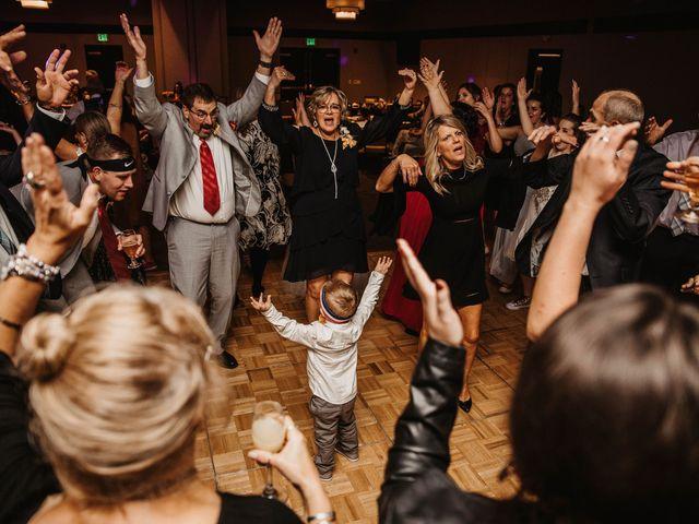 Jessica and Alex's Wedding in Lafayette, Indiana 12