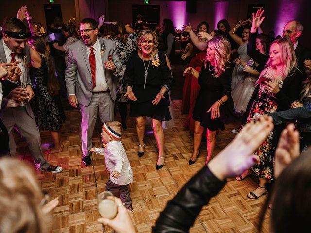 Jessica and Alex's Wedding in Lafayette, Indiana 13