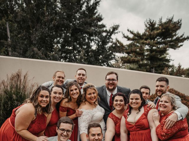 Jessica and Alex's Wedding in Lafayette, Indiana 14