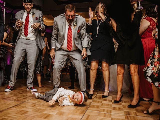 Jessica and Alex's Wedding in Lafayette, Indiana 15