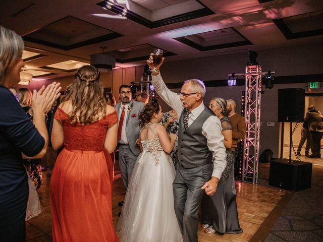 Jessica and Alex's Wedding in Lafayette, Indiana 16