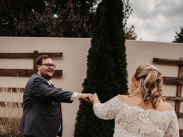 Jessica and Alex's Wedding in Lafayette, Indiana 17