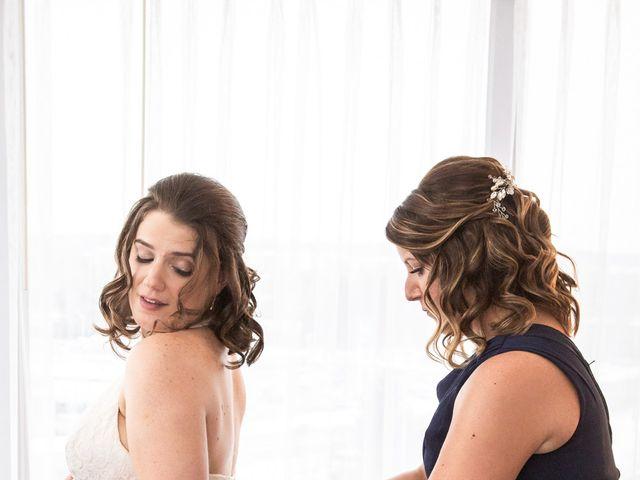 Andy and Liz's Wedding in Lisle, Illinois 7