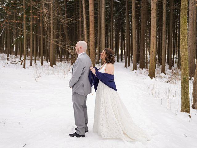 Andy and Liz's Wedding in Lisle, Illinois 13