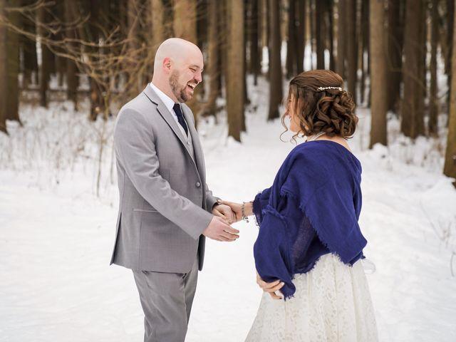 Andy and Liz's Wedding in Lisle, Illinois 14