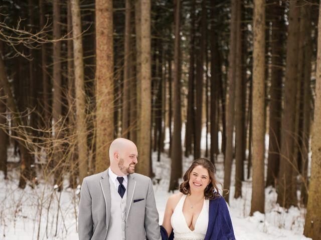 Andy and Liz's Wedding in Lisle, Illinois 16