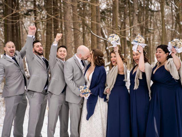 Andy and Liz's Wedding in Lisle, Illinois 17
