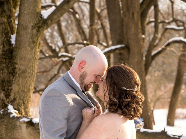 Andy and Liz's Wedding in Lisle, Illinois 20
