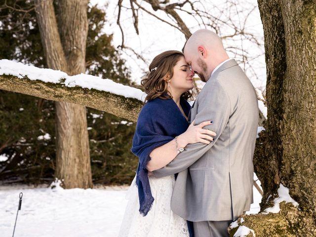 Andy and Liz's Wedding in Lisle, Illinois 22