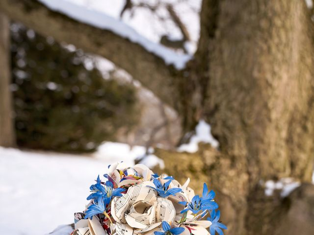Andy and Liz's Wedding in Lisle, Illinois 23
